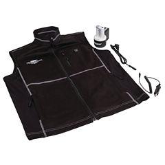 Flambeau Heated Vest Black- Medium