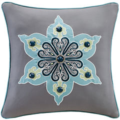 Ideology Aries Square Decorative Pillow