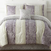 Home Expressions™ Nadine Reversible Comforter & Sheet Set