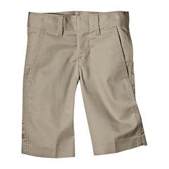 Dickies® FlexWaist® Flat-Front Twill Shorts - Boys 8-20