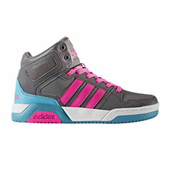 adidas BB9TIS Girls Basketball Shoes - Big Kids