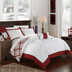 Chic Home Trina 8-pc. Duvet Cover Set