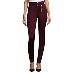 Sapphire Ink High-Rise Skinny Jeans - Juniors