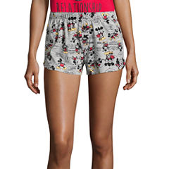 Disney Pajama Shorts - Juniors