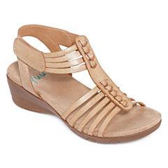 Yuu Handee Womens Strap Sandals