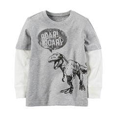 Carter's Graphic T-Shirt-Baby Boys