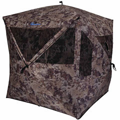 Ameristep Shifter Blind In Kryptek Highlander Camo