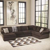 Signature Design by Ashley® Jessa Place 3-pc. Sofa Sectional