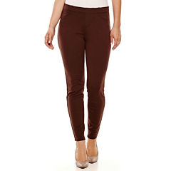 St. John's Bay® Secretly Slender Ponte Pants