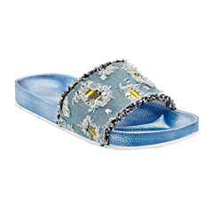 Henry Ferrera Paco 700 Womens Slide Sandals