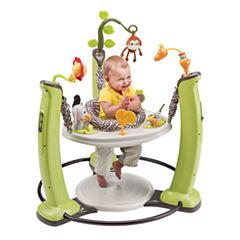 Evenflo Exersaucer Junglequest Baby Activity Center