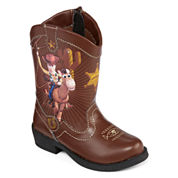 Disney Toy Story II Cowboy Boots - Toddler