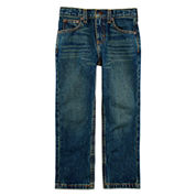 Arizona Original-Fit Jeans - Preschool Boys 4-7