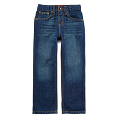 Arizona Relaxed-Fit Jeans - Preschool Boys 4-7, Slim & Husky