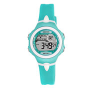 Armitron® Womens Teal Strap Watch