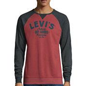 Levi's® McKay Long-Sleeve Fleece Pullover