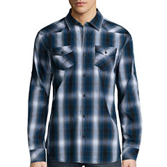 i jeans by Buffalo Makson Long-Sleeve Woven Shirt