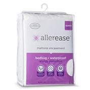 Allerease Bed Bug Waterproof Zippered Mattress Protector