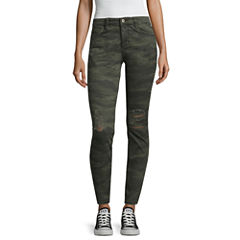 Arizona Ankle Pants-Juniors