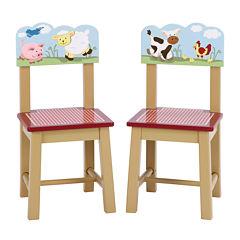 Farm Friends Chairs