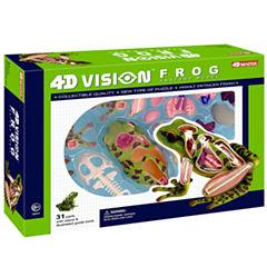 4D-Vision Frog Anatomy Model