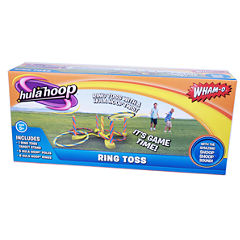 Hula Hoop Ring Toss Game Set