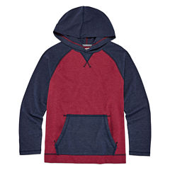 Arizona Long-Sleeve Raglan Hoodie - Boys 8-20