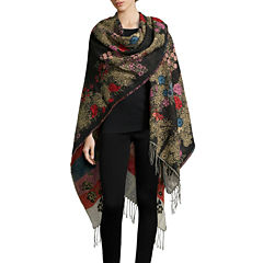 Mixit™ Tapestry Floral Wrap
