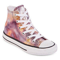 Converse Chuck Taylor All Star Metallic Girls Sneakers
