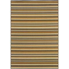 Covington Home Stripe Indoor/Outdoor Rectangular Rug
