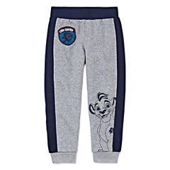 Okie Dokie® Lion Guard Joggers - Toddler Boys 2t-5t