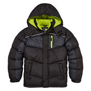 Xersion™ Promo Puffer Long-Sleeve Jacket - Boys 8-20