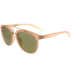 Oleg Cassini Full Frame Square UV Protection Sunglasses-Womens