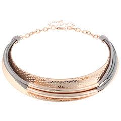 Bold Elements Womens Choker Necklace