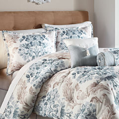 Croscill Classics Kinsley 4-pc. Floral Comforter Set