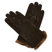 Isotoner® Suede Gloves