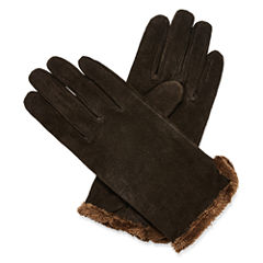 Isotoner® Suede Gloves