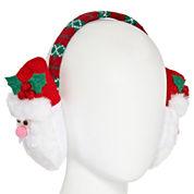 Mixit™ Knit Santa Earmuffs