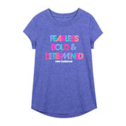 New Balance® Short-Sleeve Graphic Tee - Girls 7-16