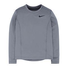 Nike® Long-Sleeve Compression Top - Preschool Boys 4-7