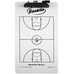 Franklin Sports Basketball Coaching Clipboard