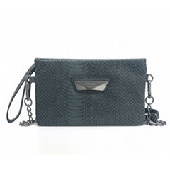 Nicole By Nicole Miller Tasha Wristlet Crossbody Bag