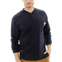 FireZero® by Wolverine® Flame-Resistant Long-Sleeve Henley