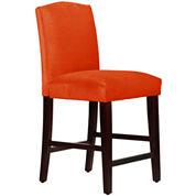 Jocelyn Upholstered Velvet Barstool