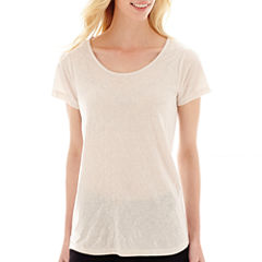 i jeans by Buffalo Short-Sleeve Sequin T-Shirt