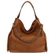 SWG Deanna Tassel Hobo Bag