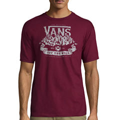 Vans® Short-Sleeve Peaks And Vans Tee