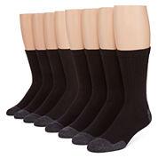 Xersion™ 8-pk. Crew Socks