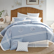 Croscill Classics® Embroidered Shells Comforter Set