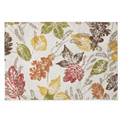 JCPenney Home™ Sprawling Leaves Set of 4 Placemats